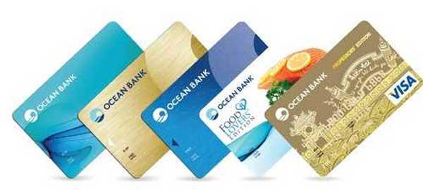 cà thẻ tín dụng oceanbank