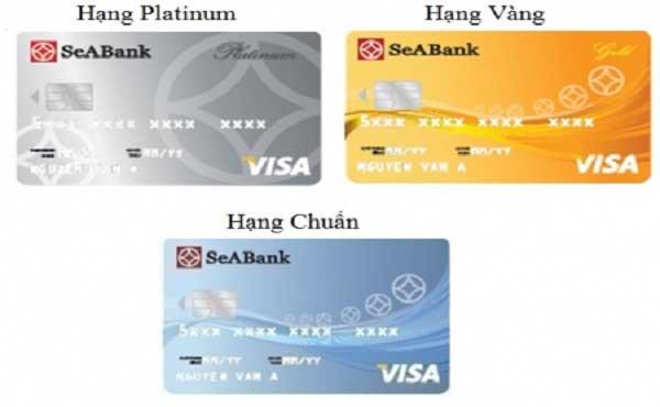 cà thẻ tín dụng seabank