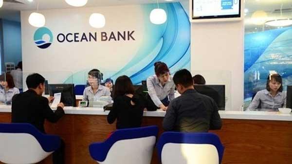 rút tiền thẻ tín dụng ocean bank